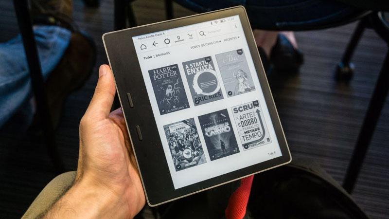 Kindle vale a pena qual é o melhor aparelho