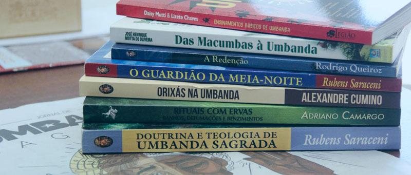 Livros sobre Umbanda