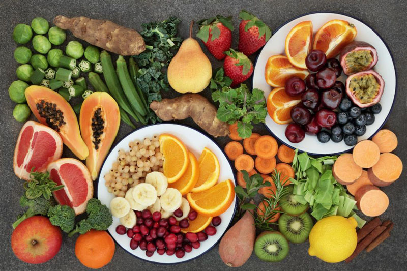 Livros sobre nutrição