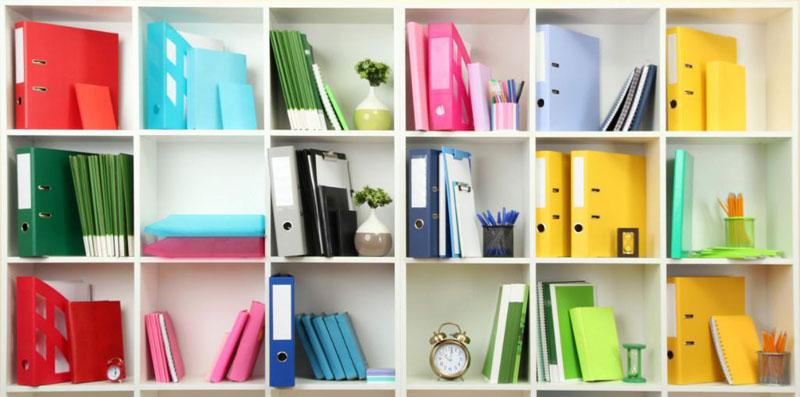 Livros sobre organização