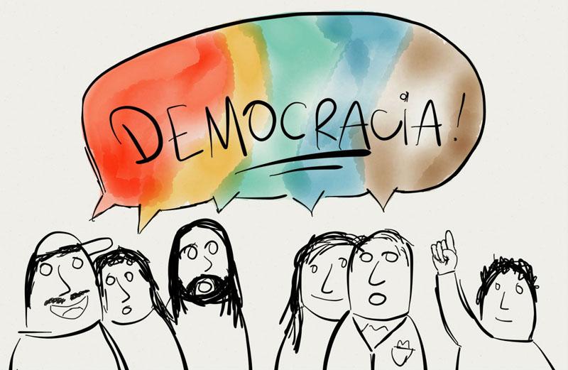 Livros sobre democracia