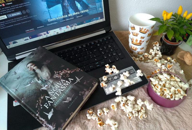 Livros sobre fantasmas