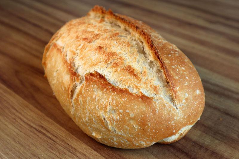 Livros com receitas de pão