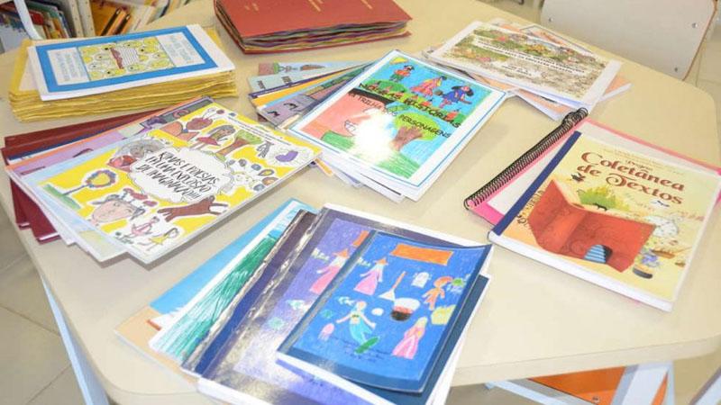 Livros sobre artesanato