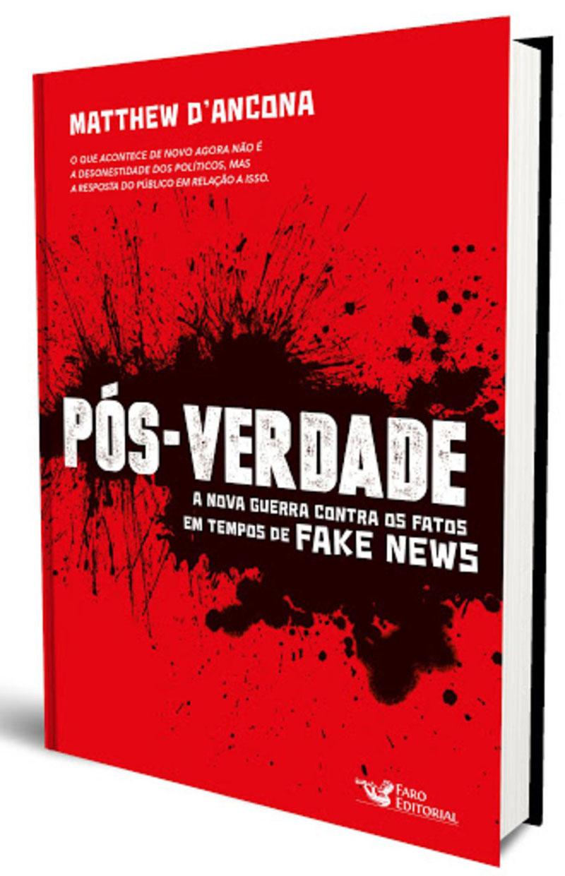 Livros sobre fake news